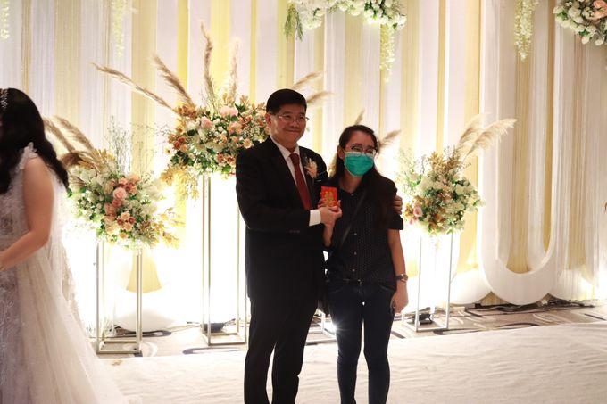 MC Wedding Intimate Double Tree Jakarta by Anthony Stevven by Anthony Stevven - 002