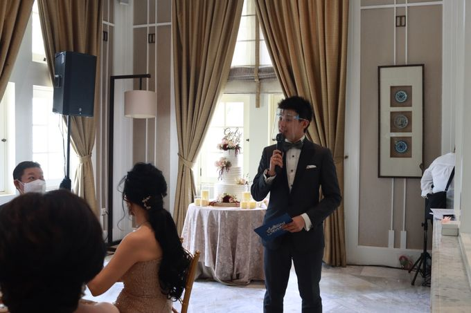 MC Intimate and Live Streaming service at hermitage Jakarta - Anthony Stevven by Anthony Stevven - 031