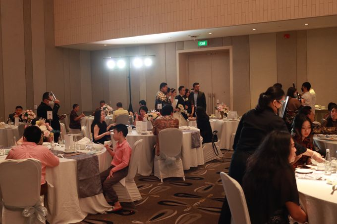 MC Wedding Double Tree Hotel Jakarta - Anthony Stevven by Anthony Stevven - 007