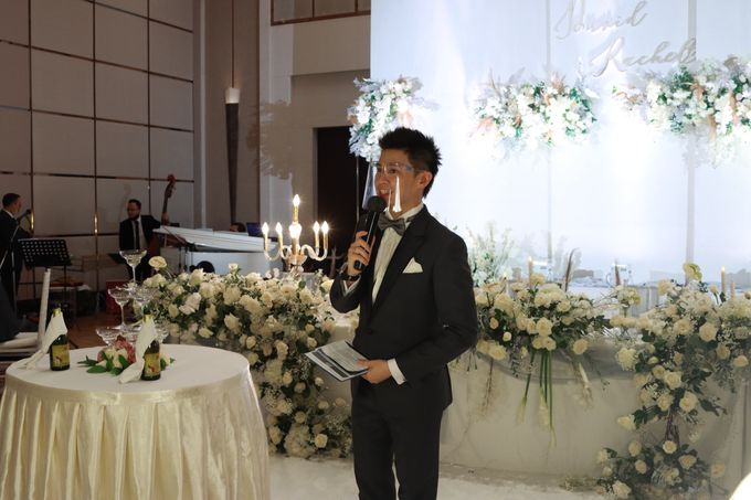 MC Wedding Intimate Fairmont Jakarta - Anthony Stevven by Anthony Stevven - 012