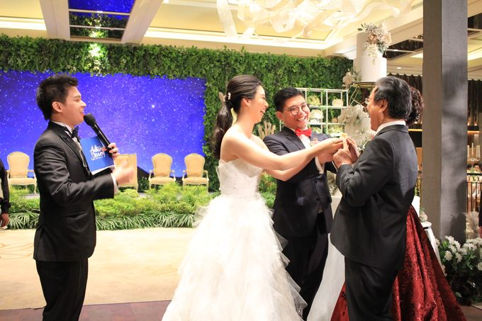 MC Wedding Ayana Mid Plaza Jakarta - Anthony Stevven by MOSCATO MOMENTS EVENTS - 015