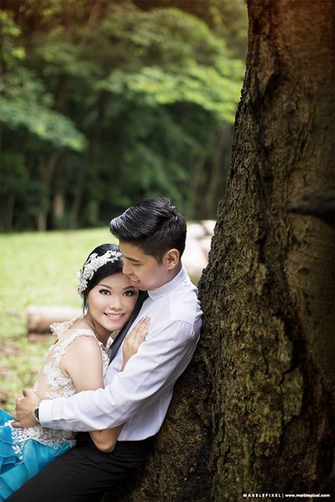 Ivan & There Prewedding by Marble Pixel - 002