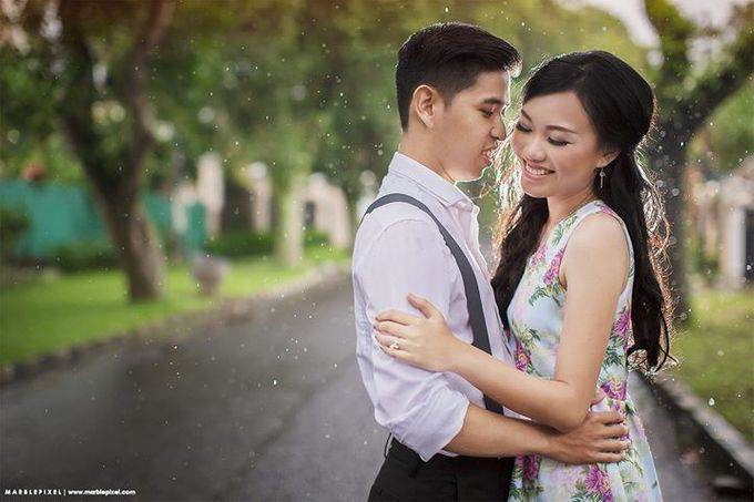 Ivan & There Prewedding by Marble Pixel - 003