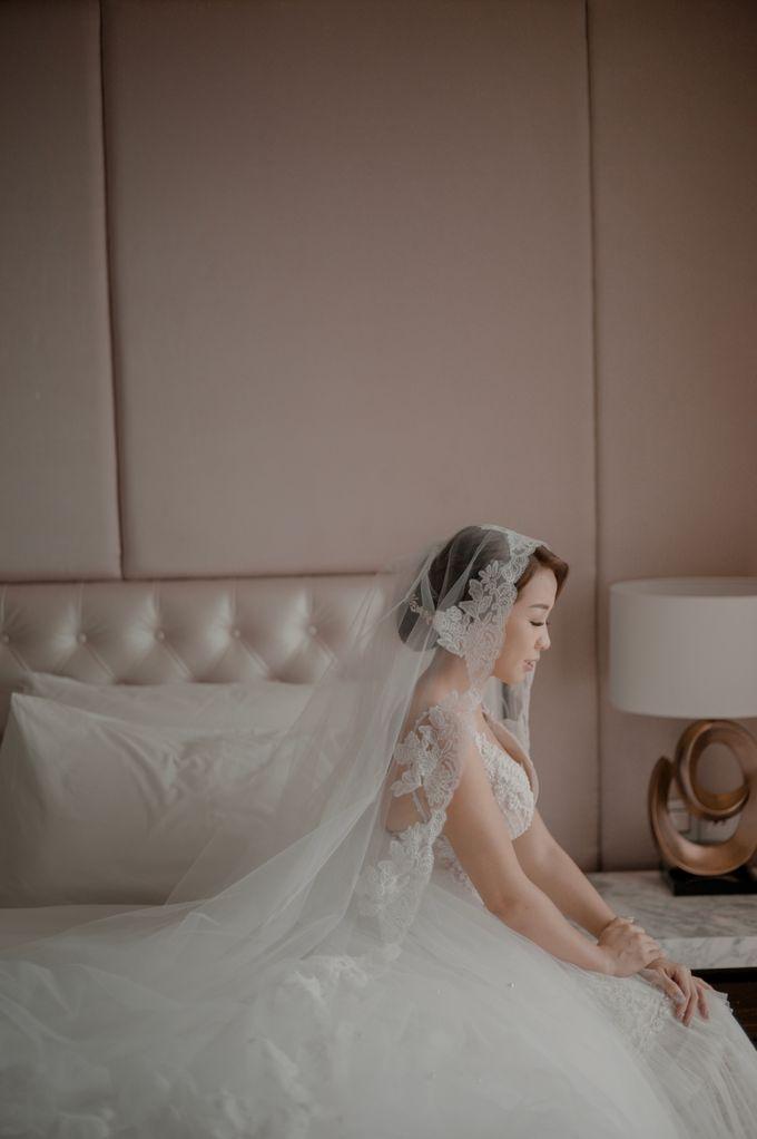 Alvin & Natasha Wedding by Crystal Clarissa - 003