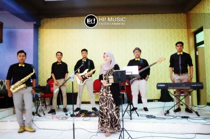 Wedding Reception Events (The Band) by Hi! Music Entertainment - 047