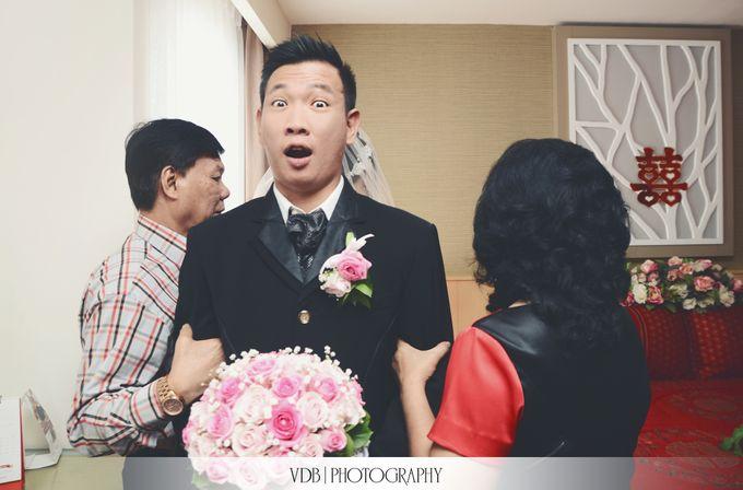 [Wedding Day] Rio & Winnie by VDB Photography - 031