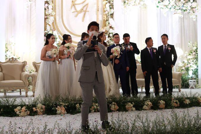 MC Wedding JW Marriot Jakarta - Anthony Stevven by JW Marriott Hotel Jakarta - 026