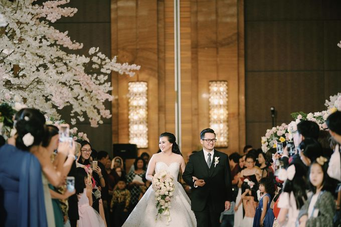 WEDDING OF SIMON ELISSA by WedConcept Wedding Planner & Organizer - 001