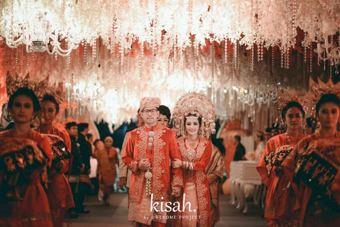 Arvy & Rissabella Wedding by Owlsome Projects - 002