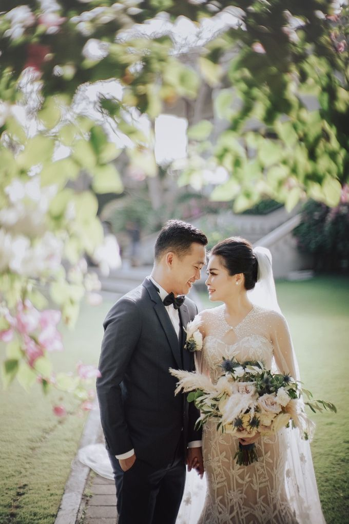Nagisa Bali Wedding For Mr Sumitro & Mrs Elis by Nagisa Bali - 004