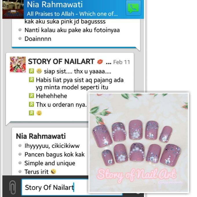 Testimoni by Story of Nailart - 023