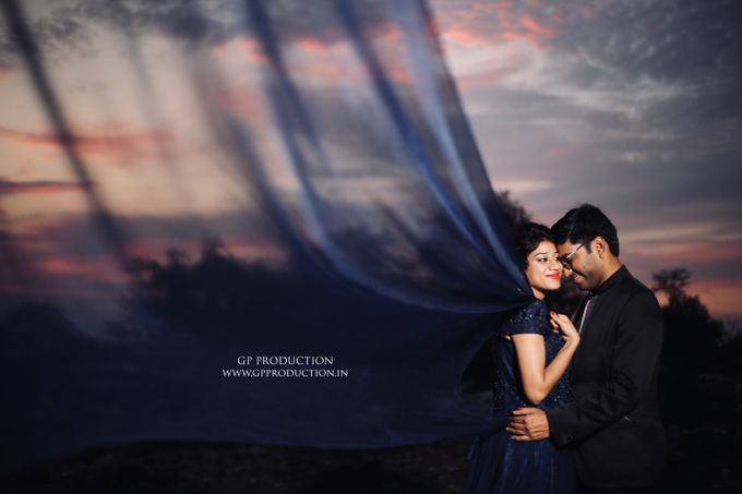 Pre Wedding Shoot by GP PRODUCTION - 003