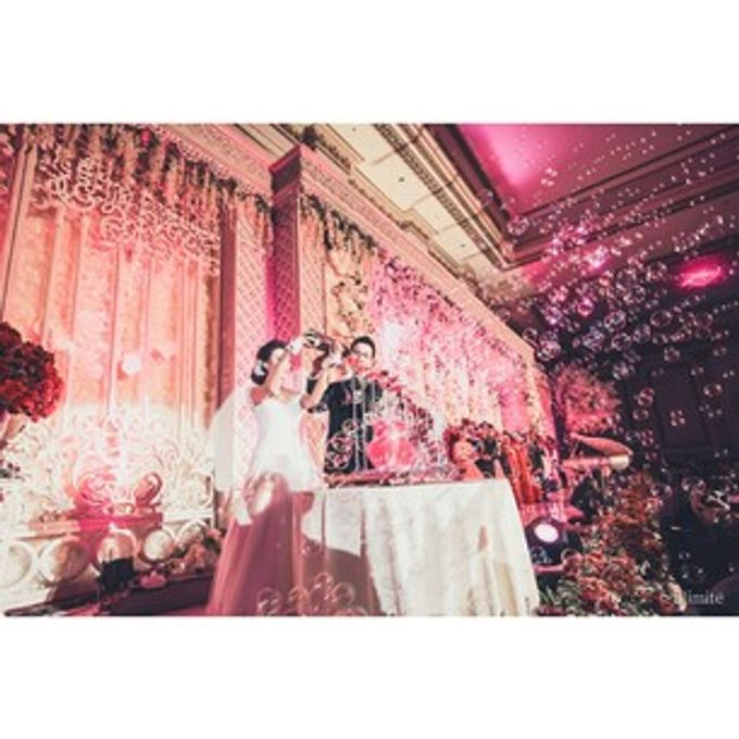 Romantic Wedding of Brian & Daisy by All Occasions Wedding Planner - 013