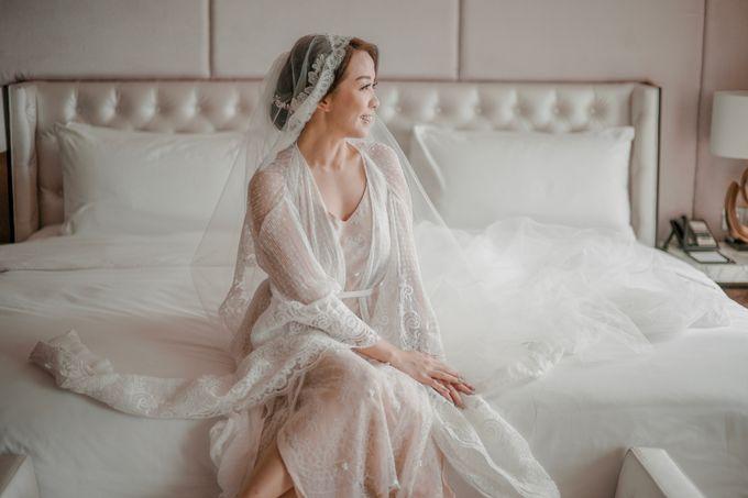 Alvin & Natasha Wedding by Crystal Clarissa - 005