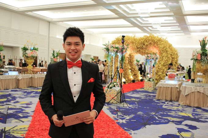 Mc Wedding Menara mandiri  Plaza Bapindo Jakarta - Anthony Stevven by IKK Wedding Planner - 001