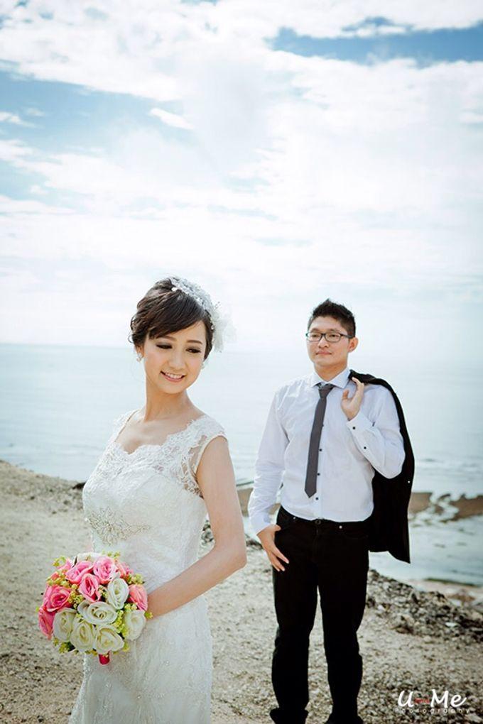 Prewedding by bjcmakeupartist - 008
