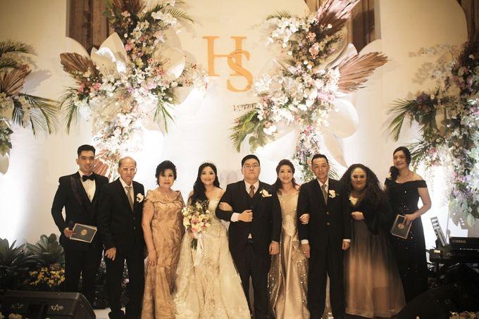 Wedding of HENDRY & SISCA by Aldo Adela MC & Magician - 004