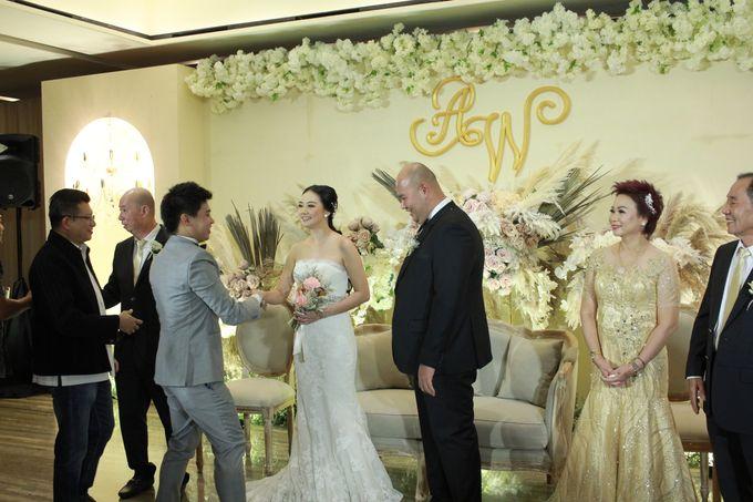 MC Wedding Intimate OnFive Grand Hyatt Jakarta - Anthony Stevven by Anthony Stevven - 010