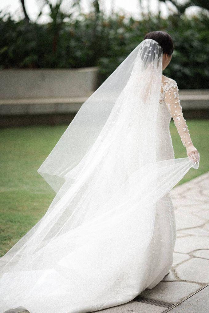 Rudy & Irene Wedding by One Heart Wedding - 022