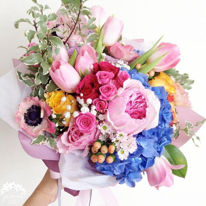 Daily Arrangements by Jasmine Florist - 001