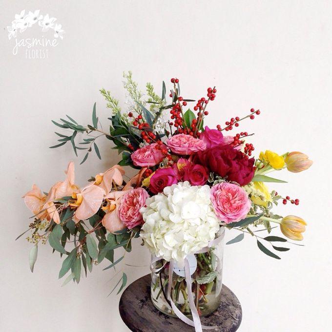 Daily Arrangements by Jasmine Florist - 002