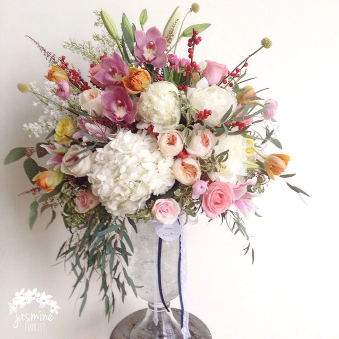 Daily Arrangements by Jasmine Florist - 007