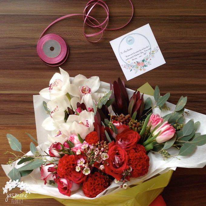 Daily Arrangements by Jasmine Florist - 003