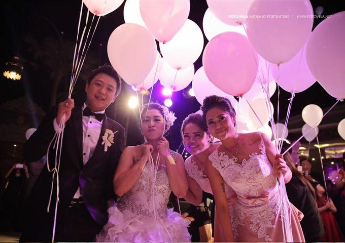 Fendy & Jeany Wedding by fotovela wedding portraiture - 058