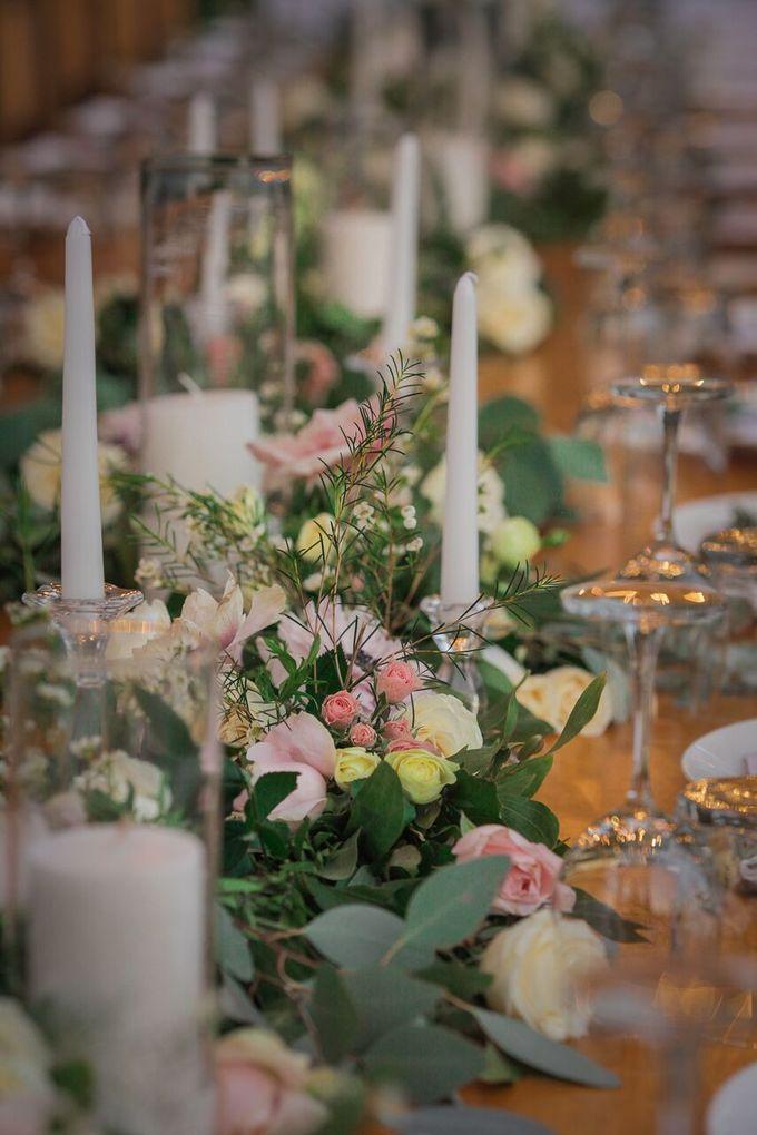Sweet Garland Dinner by CITTA Wedding - 002