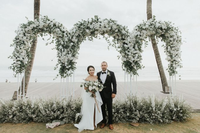 Mix Culture Wedding in Bali by Classy Decor - 002