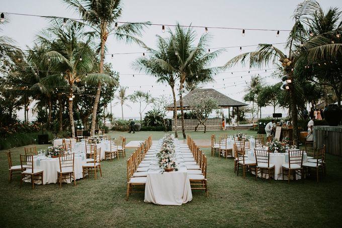 Kelly & Odai by Bali Wedding Paradise - 011