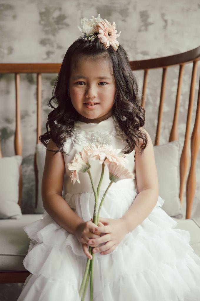 FLOWER GIRLS by LITTLE BRIDE - 003