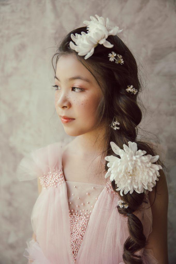 FLOWER GIRLS by LITTLE BRIDE - 005