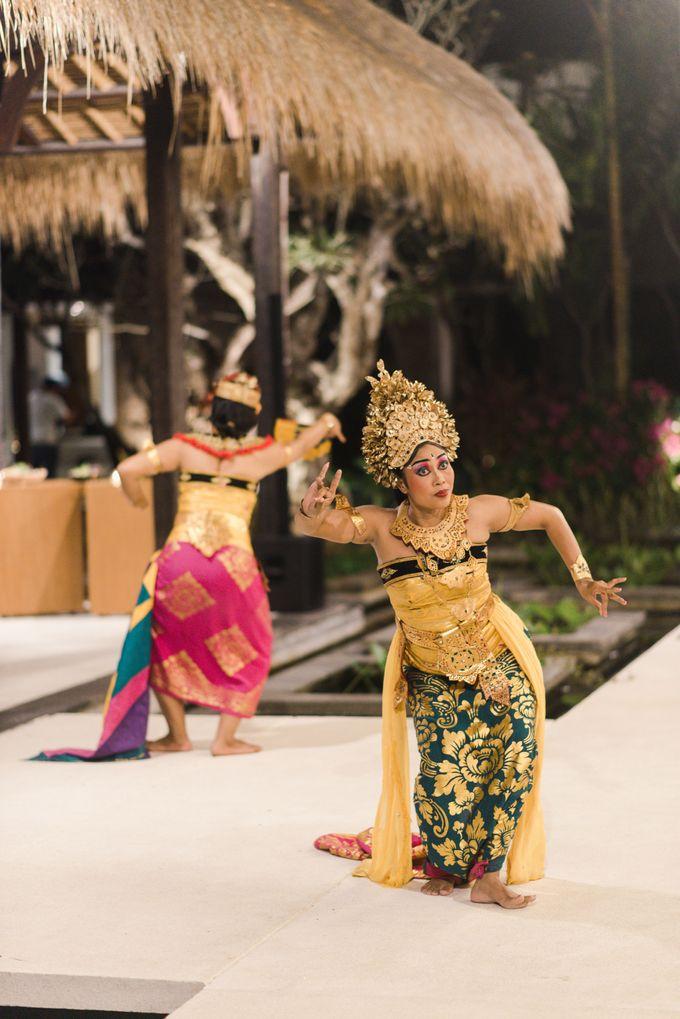 Whimsical Tropical Wedding at Stone House by Tirtha by Tirtha Bali - 001