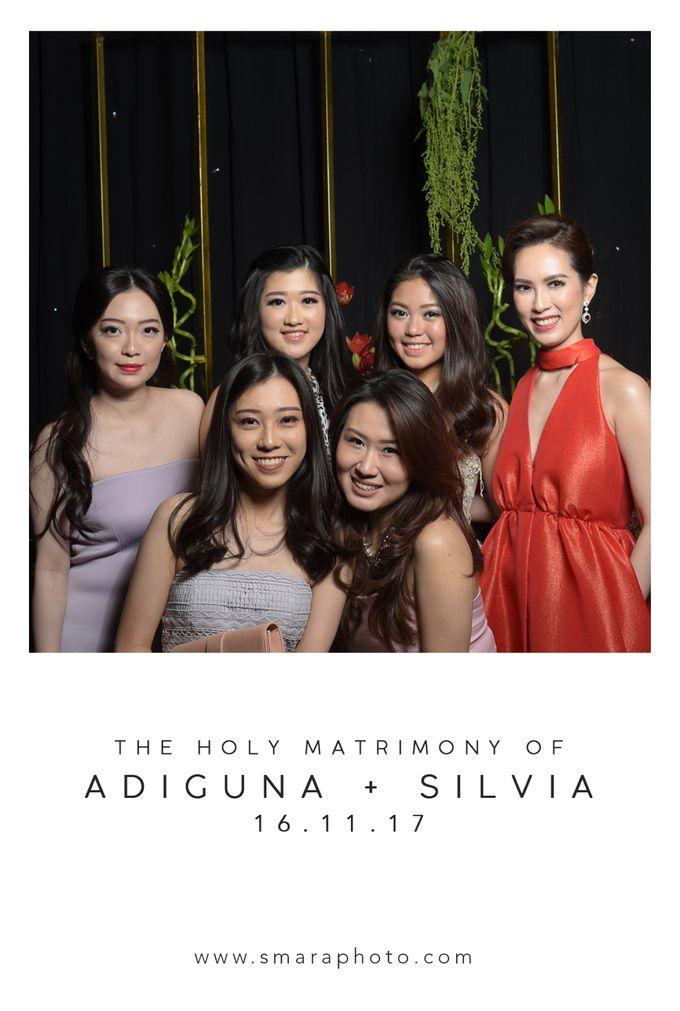 The Holy Matrimony of Silvia Siantar & Adiguna Prakoso by Smara Photo - 014