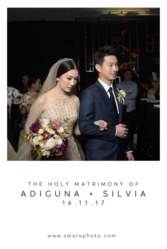 The Holy Matrimony of Silvia Siantar & Adiguna Prakoso by Smara Photo - 015