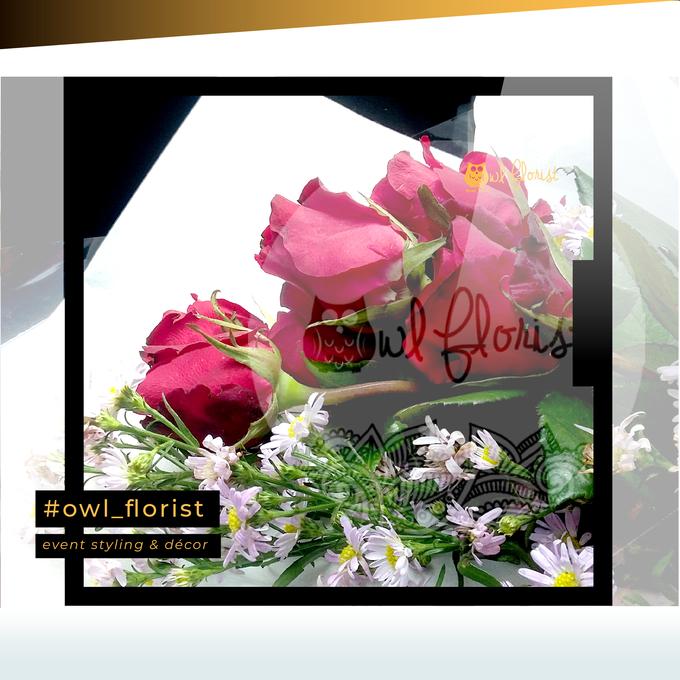 Pernikahan Modern by Owl Florist - 005