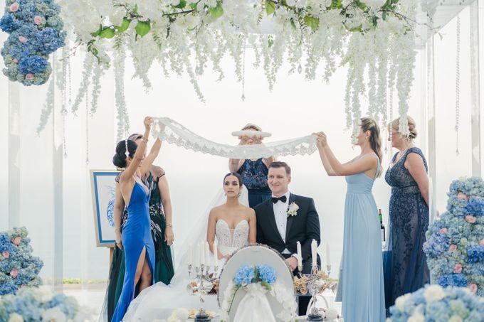 Jesse & Mahsa Wedding by Chroma Wedding - 001