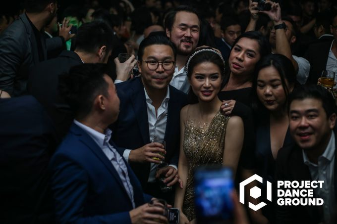 Jeff & Eliza Wedding After Party by Project Dance Ground - 014