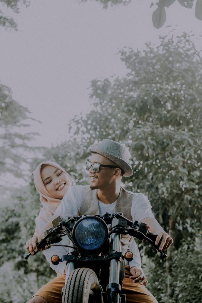 The Prewedding of Hafidz & Tita by Fazz Project - 009
