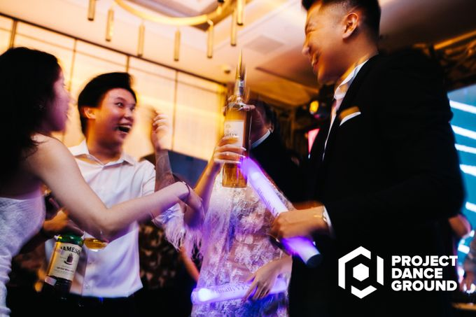 Steven & Jessica Wedding After Party by Project Dance Ground - 013