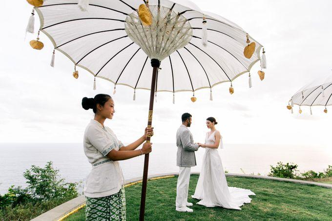 Wedding at Six Senses Uluwatu by Six Senses Uluwatu, Bali - 006