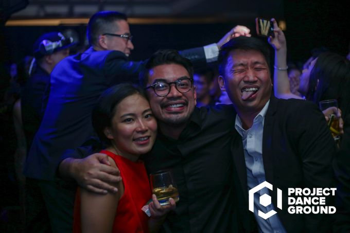 Jeff & Eliza Wedding After Party by Project Dance Ground - 005