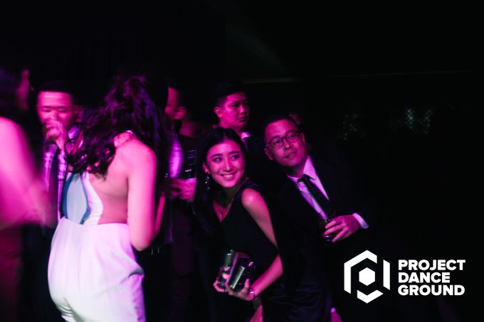 Reinaldo & Katherine Wedding After Party by Project Dance Ground - 007