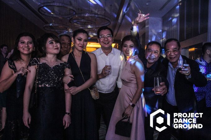 Andhika & Lenny Wedding After Party by Project Dance Ground - 007