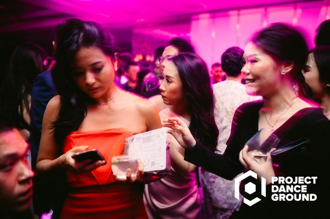 Steven & Jessica Wedding After Party by Project Dance Ground - 011