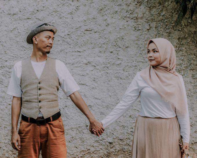 The Prewedding of Hafidz & Tita by Fazz Project - 016