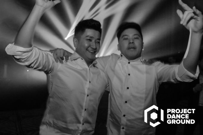 Andhika & Lenny Wedding After Party by Project Dance Ground - 006