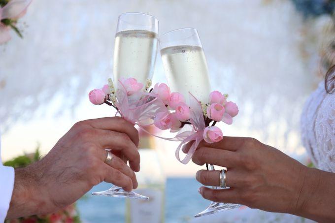 Civil Marriage Ceremony for Australian couple by Wedding City Antalya - 014