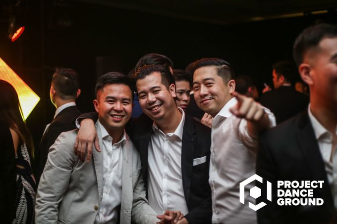 Jeff & Eliza Wedding After Party by Project Dance Ground - 003